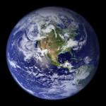 NASA Blue Earth