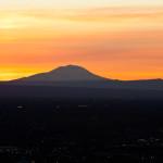 Mount Adams Sunset